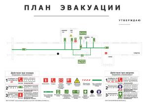 Планы эвак2